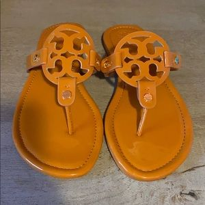 Miller Sandal Patent Leather